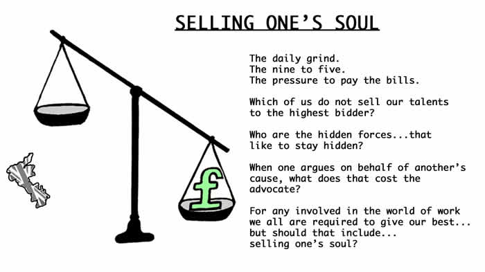Selling Ones Soul
